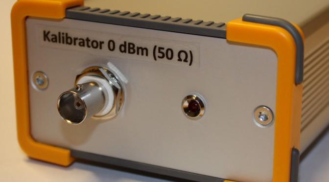 Kalibrator 0 dBm (50 Ω)
