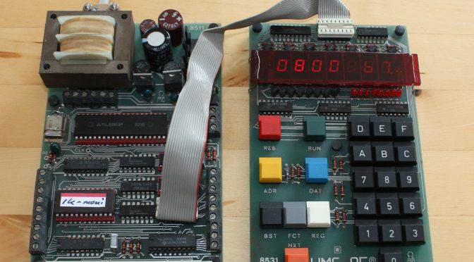 UMS-85 Monitorprogramm