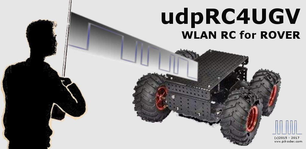 Ardupilot Mega Rover mit Smartphone fernsteuern (II)