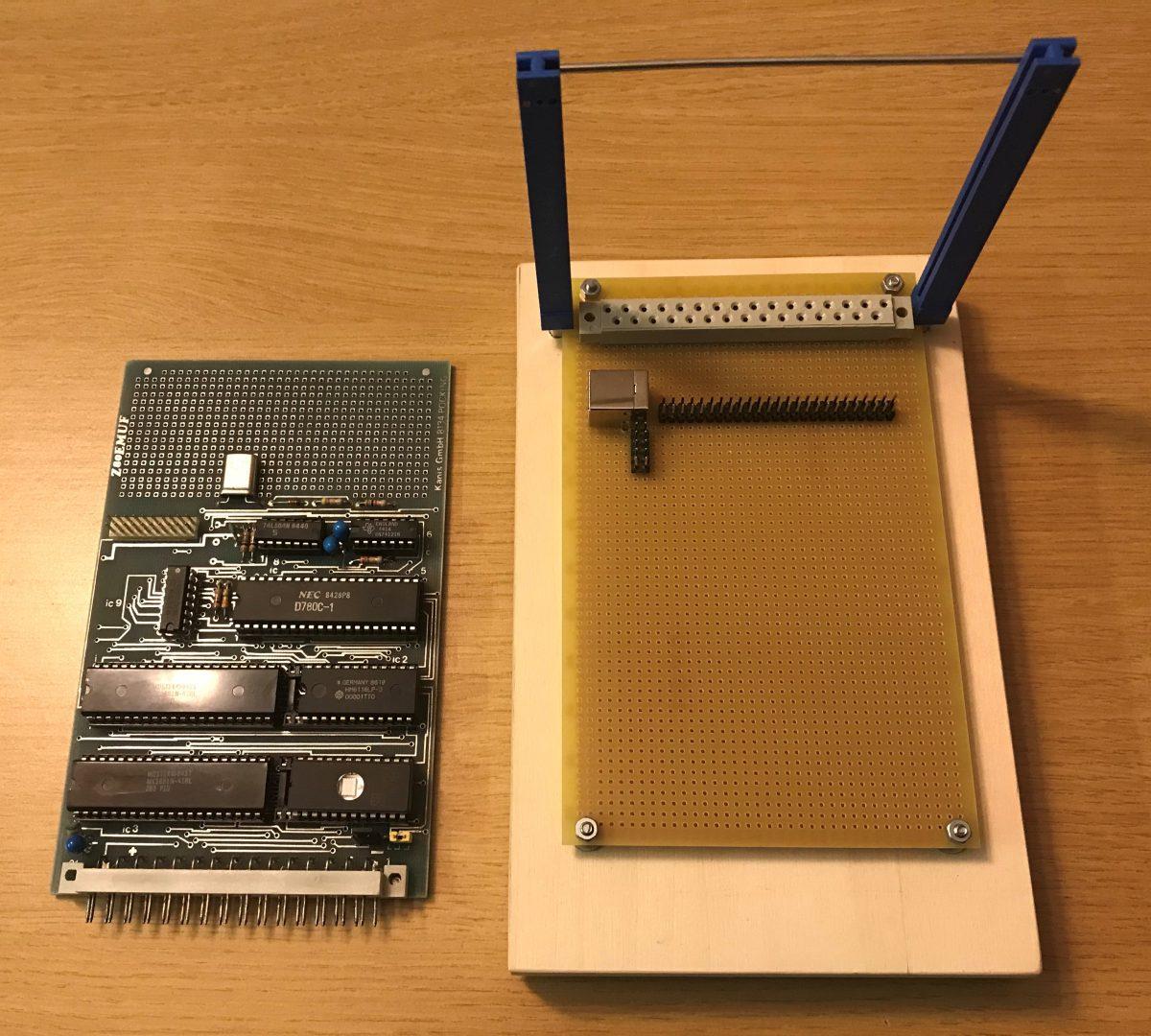 Z80-EMUF wiederbelebt